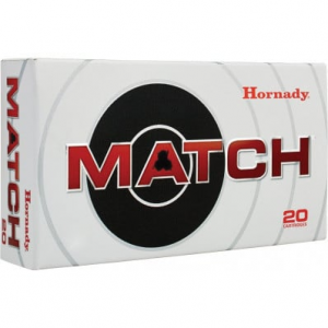 Hornady Match Rifle Ammunition .300 Norma Mag 225 gr ELD-M 20/ct