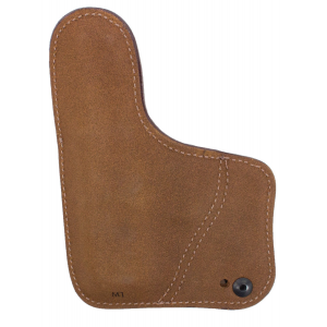 Bianchi Model 100T Professional Tuckable Inside Waistband Holster for Glock 26/27 in Tan Right Hand