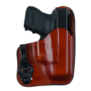 Bianchi Model 100T Professional Tuckable Inside Waistband Holster for Kel-Tec P3AT|/Ruger LCP in Tan Right Hand