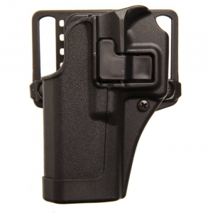Blackhawk! SERPA CQC Concealment Holster Matte Finish Glock 42 Black Left Hand
