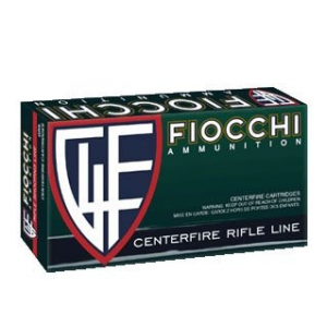 Fiocchi Rifle Shooting Dynamics Rifle Ammunition .300 AAC Blackout 150gr FMJBT 1925 fps 50/ct