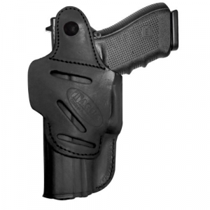 Tagua 4in1 Inside the Pants Holster with Snap Ruger P345R Black Right Hand