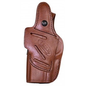 Tagua 4in1 Inside the Pants Holster with Snap Sig P229 P228 Brown Right Hand