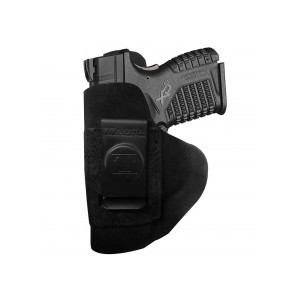 Tagua Reinforced Top Inside Pants Holster For Ruger Lc9 Black/Rh