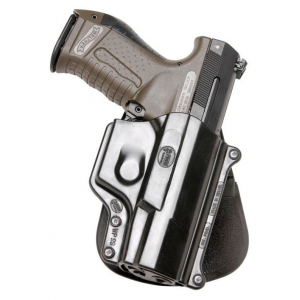 Fobus Standard Paddle Holster for Walther 99 Black Right Hand