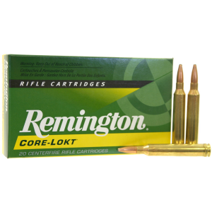 Remington Core-Lokt Rifle Ammunition .30-40 Krag 180 gr SP 2430 fps – 20/box