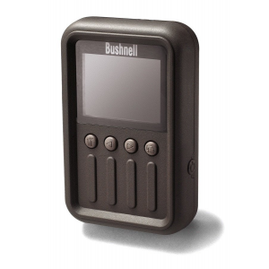 Bushnell Deluxe Trail Camera Viewer with 2.4″ TFT Color Screen & Audio Playback