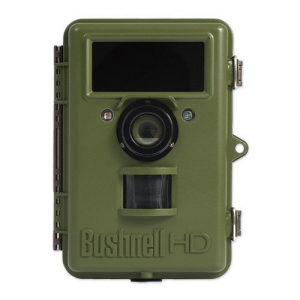 Bushnell NatureView Cam HD Max No-Glow Trail Camera 16:9 with Color LCD – 8MP