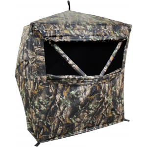 HME 2-Person Ground Blind With 150D Shell 62″ x 62″ x 66″