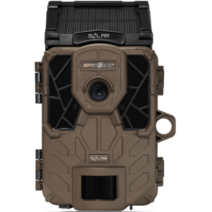 Spypoint Solar-A Trail Camera – Brown 12MP (Batteries Optional)