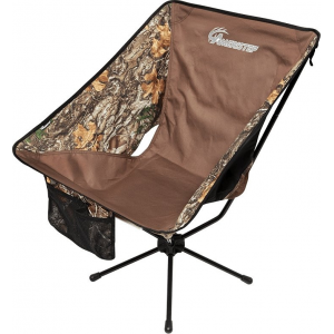Ameristep Tellus Chair with Carry Bag & Caribiner – Realtree Edge