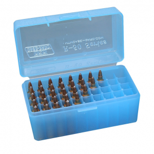 MTM Case-Gard R-50 Series Rifle Ammo Box