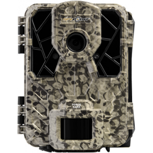Spypoint Force-Dark Spypoint Trail Camera with Invisible LED Flash Includes 16GB SD Card & Reader – 12MP