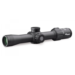 Sig Sauer Sierra3 BDX Rifle Scope – 2.5-8x32mm 30mm Tube BDX-R1 Digital Reticle .25MOA ADJ – Black