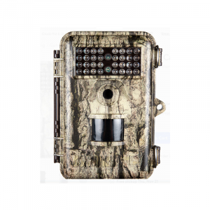 Bushnell Trophy Cam HD Infrared Trail Camera Tree Bark Camo Low Glow – 20MP