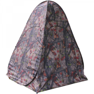 HME Spring Steel 100 Ground Blind – Stick and Limb Camo