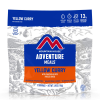 Mountain House Yellow Curry with Chicken and Rice - 3.9 oz
