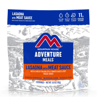 Mountain House Lasagna with Meat Sauce - 3.6 oz
