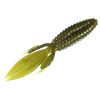 "Reaction Innovations Smallie Beaver Soft Craw Lure 3-1/2"" 10pk - Road Kill"