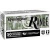 Remington Range Handgun Ammunition 9mm Luger 115gr FMJ 1145 fps 50/ct
