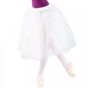 Danzcue Ladies Long Soft Ballet Tutu Skirt