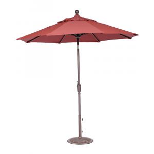 $429.00 More Details · Christy Sports 7.5u0027 Push Button Tilt Market Umbrella   Henna NO COLOR