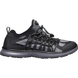 KEEN Men's Uneek Exo Shoe Black / Steel Grey