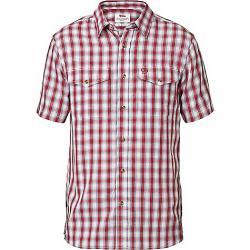 Fjallraven Men's Abisko Cool SS Shirt Red
