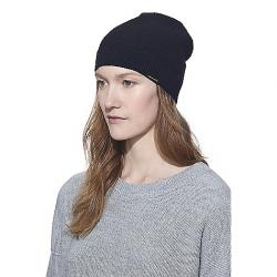 Canada Goose Women's Waffle Slouchy Beanie Navy