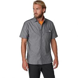 Helly Hansen Men's Huk Short Sleeve Shirt Ebony