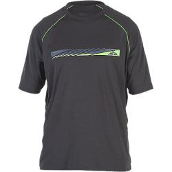 Zoic Men's Ether Jersey Dark Grey Alloy