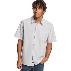 Quiksilver Men's Centinela 4 Shirt Flint Gray