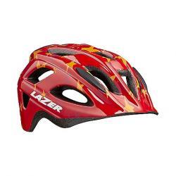 Lazer Youth P'Nut Helmet Red Stars
