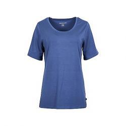 United By Blue Women's Standard SS Tee Blue