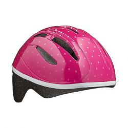 Lazer Youth Bob Helmet Pink Dots