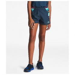 The North Face Girls' Class V Water 3 Inch Short Blue Wing Teal