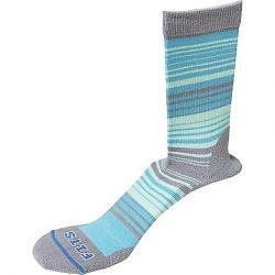 Fits Women's Casual Crew Sock Titanium