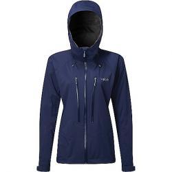 Rab Women's Downpour Alpine Jacket Blueprint