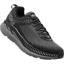 Hoka One One Men's Clifton 5 Shoe Anthracite / Dark Shadow