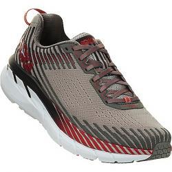 Hoka One One Men's Clifton 5 Shoe Alloy / Steel Grey