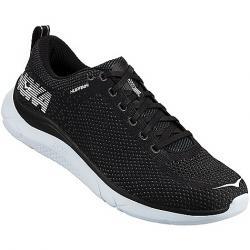 Hoka One One Men's Hupana 2 Shoe Black / White