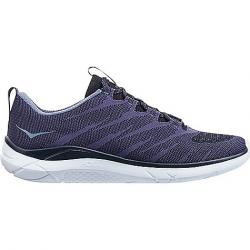 Hoka One One Men's Hupana Knit Jacquard Shoe Dress Blues / Blue Ribbon