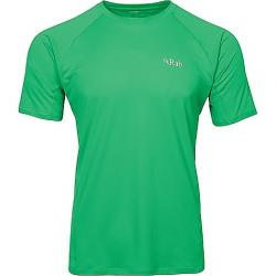 Rab Men's Force SS Tee Green