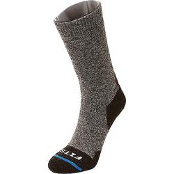 Fits Medium Hiker Crew Sock Brown