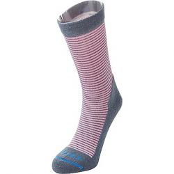 Fits Casual Crew Sock Stormy Weather / Cashmere Rose