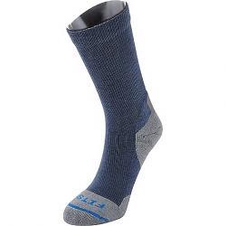 Fits Light Hiker Crew Sock Steel Blue