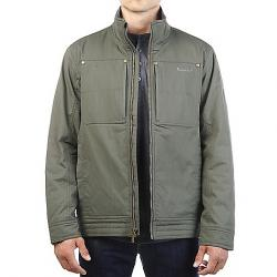 Moosejaw Men's Cadieux Insulated Canvas Jacket Grove