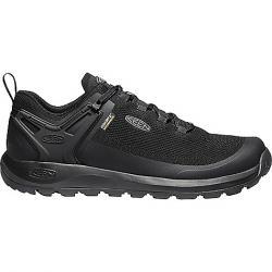 KEEN Men's Citizen Evo Waterproof Shoe Triple Black / Black