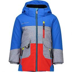 Obermeyer Boy's Nebula Jacket Blue Vibes