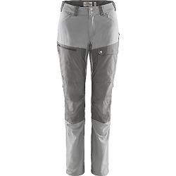 Fjallraven Women's Abisko Midsummer Trouser Shark Grey / Super Grey